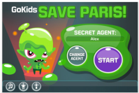 Save Paris!